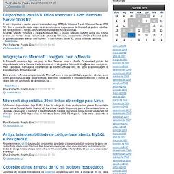 Projeto: Blog Microsoft: Porta 25