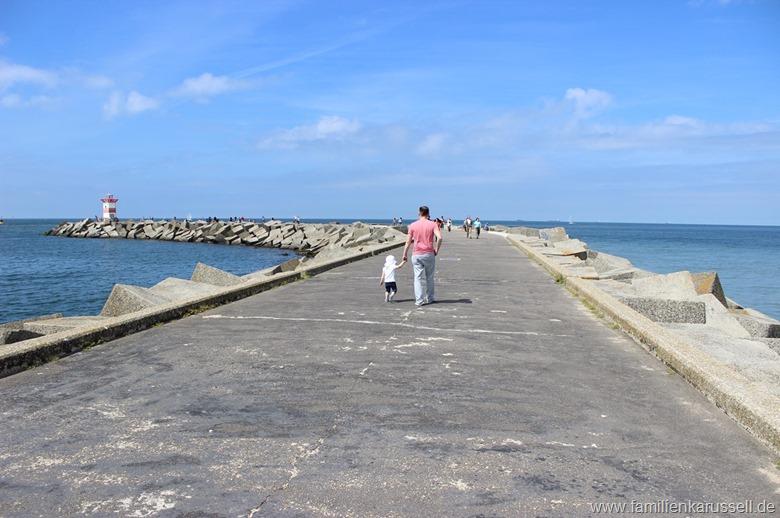 Tagesausflug an die Nordsee