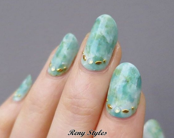 Best nail turquoise color for you