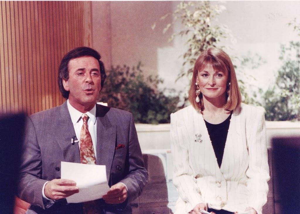 Terry Wogan, Sue Cook