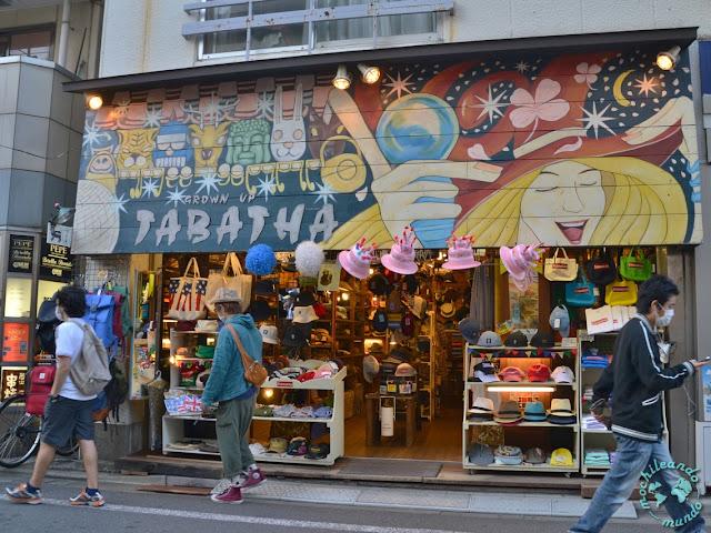 que ver y hacer en Shimokitazawa