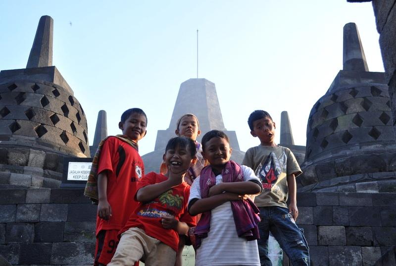 Children of Borobudur