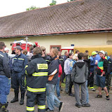 Okrsková soutěž - Horní Branná - 1.6.2012