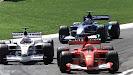 Michael Schumacher Ferrari F2001 San Marino