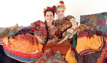 Carolena & Megha (Tribal PURA)
