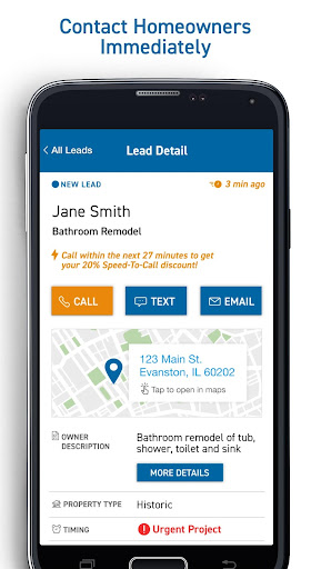 CraftJack Pro: Contractor Home Improvement Leads 1.7.2 screenshots 2