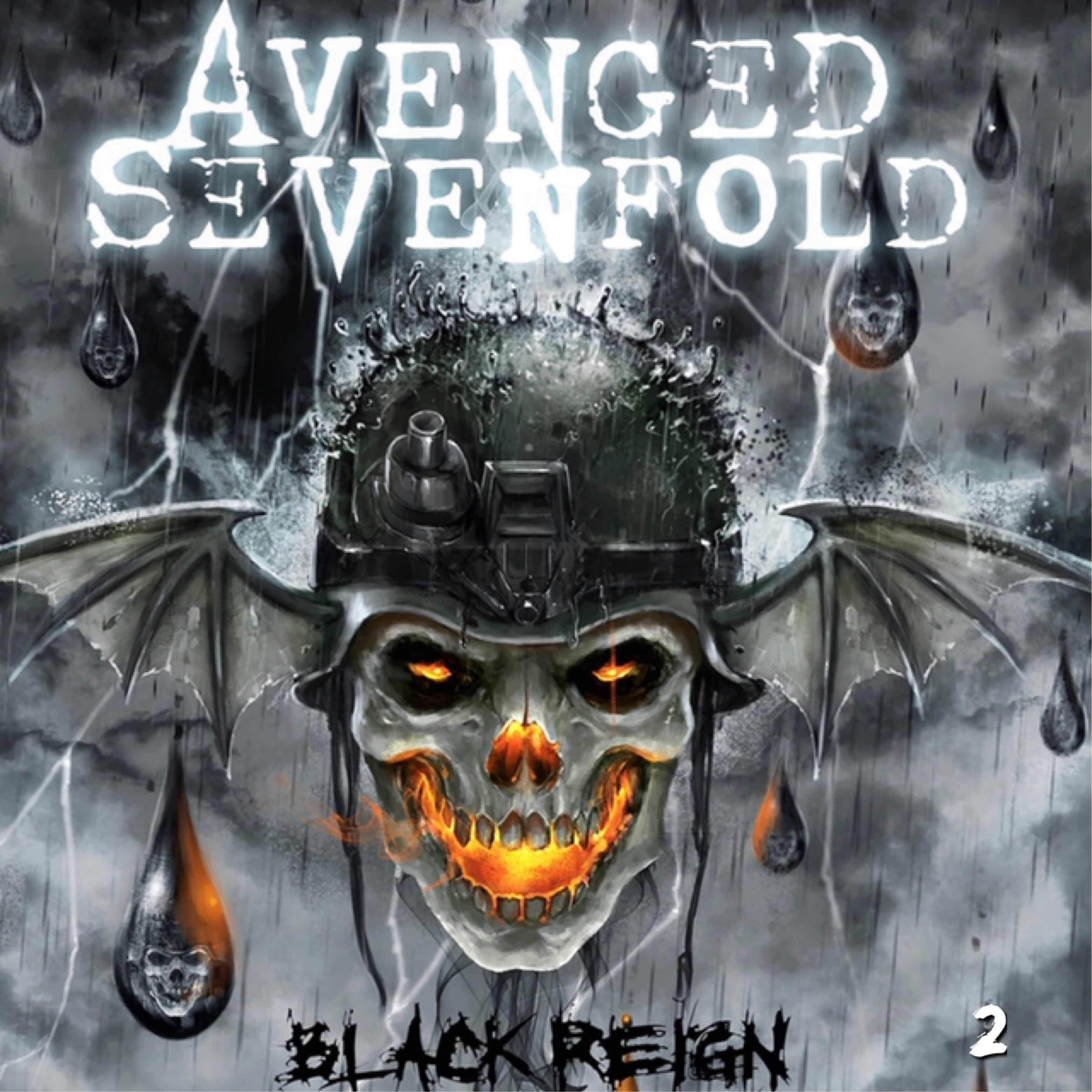 """Avenged Sevenfold """"Black Reign"""""""