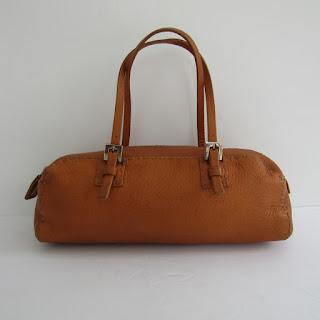 Fendi Micro Duffel Handbag