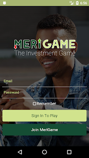 MeriGame - The Investment Game- screenshot thumbnail