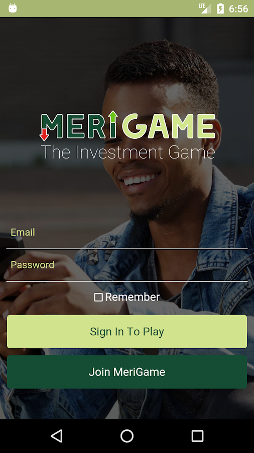 MeriGame - The Investment Game- screenshot