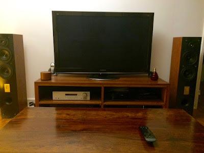 banc tv pour mon nouvel onkyo tx rz900