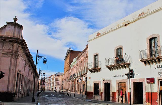 Zacatecas mexico city