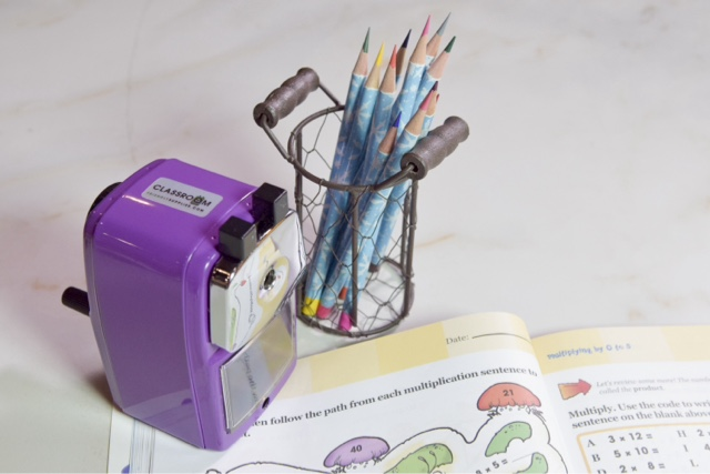 Mrs Knight S Smartest Artists Popular Purple Pencil