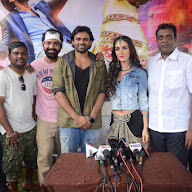 Thikka Movie Song Coverage Stills