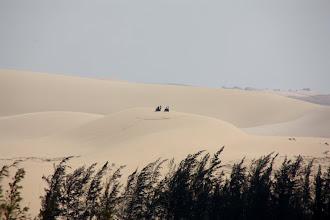 Photo: Year 2 Day 21  -   Quad Biking on the White Sand Dunes 25Km North of Mui Ne (Vietnam)