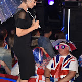 OIC - ENTSIMAGES.COM - Emma Willis at the  Celebrity Big Brother - Friday Fake Live  eviction in London 11th September 2015 Photo Mobis Photos/OIC 0203 174 1069
