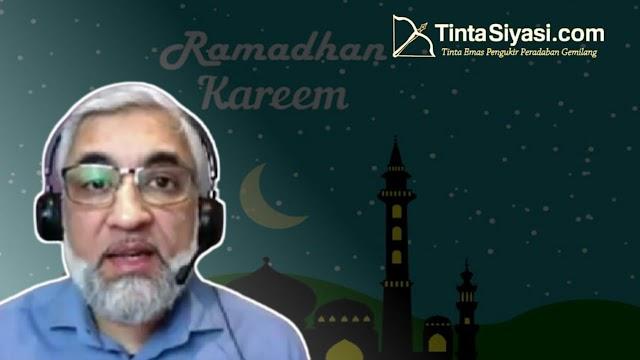 Mazhar Khan Ingatkan Tujuan Puasa Ramadhan adalah Takwa Totalitas