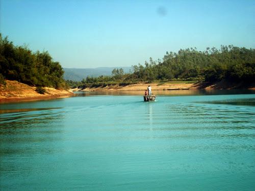 Boating at Lalakhal