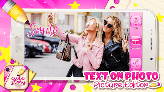 Text on Photo - Picture Editor - náhled