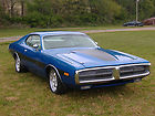 1973 Dodge Charger Special Edition 400 MAGNUM Hardtop Fully-Restored V8 6.6L