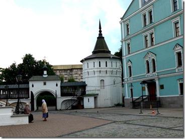 Danilovski cour interieure