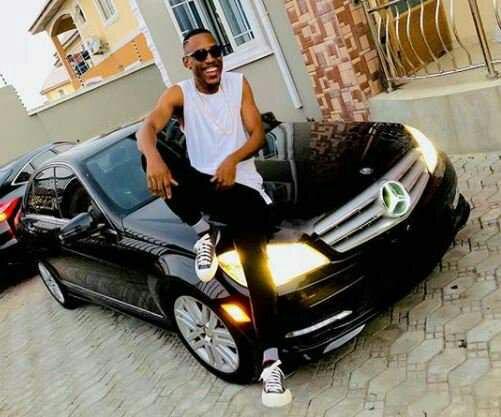 Mr 2kay acquires new Mercedes Benz C300