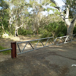 Gate at Pennant Hills Park (24610)
