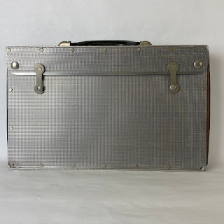 Metal Mesh Messenger Bag