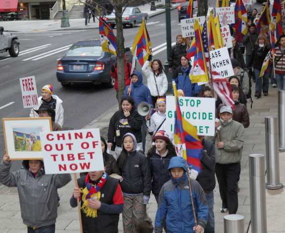 Global Protest: 52nd Commemoration of the Tibetan National Uprising Day - IMG_0043b72B.JPG
