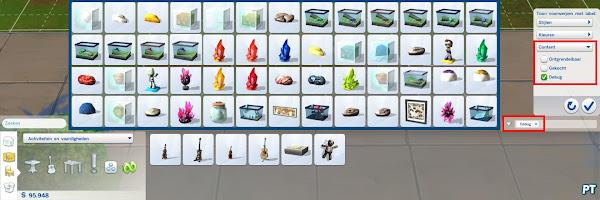 De Sims 4 Debug