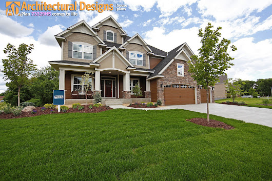 House plan 73329hs special touches main floor 1 674 for Architecturaldesigns com house plan 56364sm asp