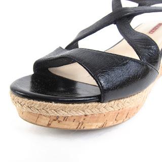 *SALE* Prada Sport Platform Sandals