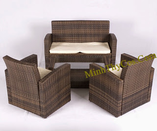 Rattan Sofa Set-MT102