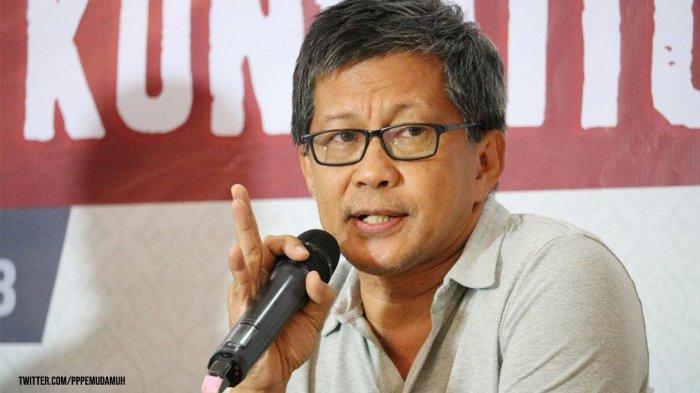 PAN Resmi Jadi Sahabat Baru Koalisi Jokowi, Rocky Gerung: PAN Ngincer Kursi Kabinet, Sudah Pasti Itu!