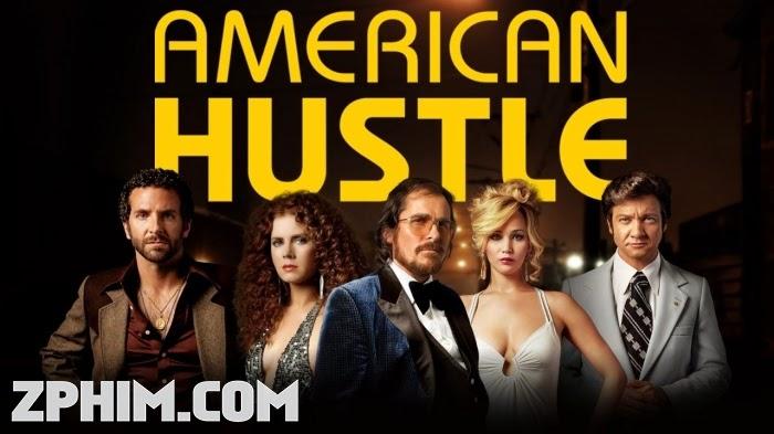 Ảnh trong phim Săn Tiền Kiểu Mỹ - American Hustle 1