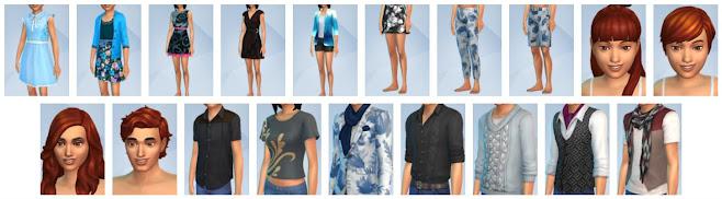 De Sims 4 Romantische Tuinaccessoires nieuwe CAS-items