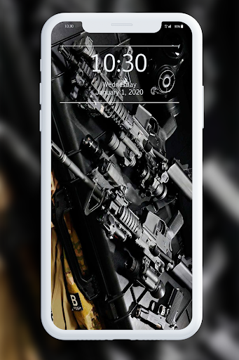 Gun Wallpaper 1.0 screenshots 2