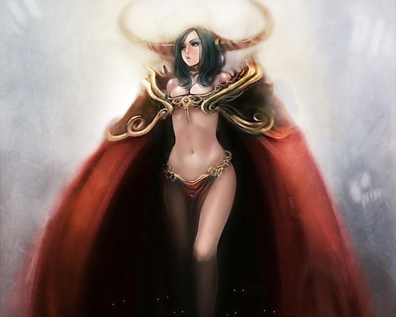 Sin Of Evil Bestia, Satanic Beauties