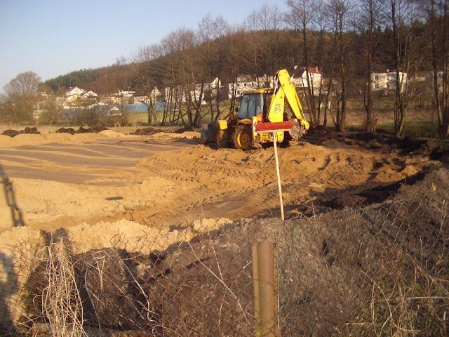 Budowa placu zabaw ul. Wieluńska - IMGP2404.JPG