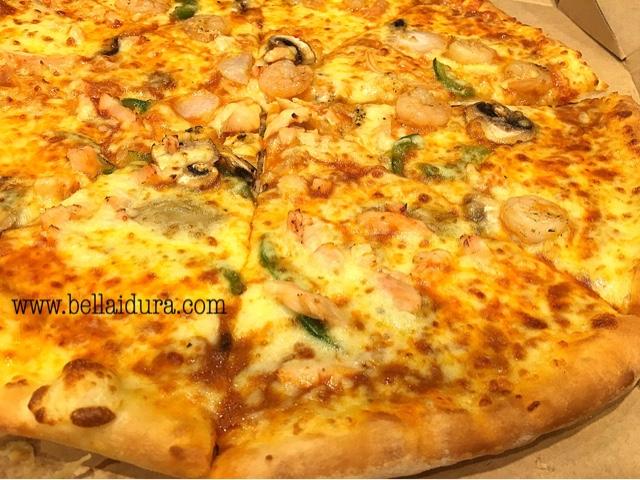 resepi pizza, sedapnya pizza