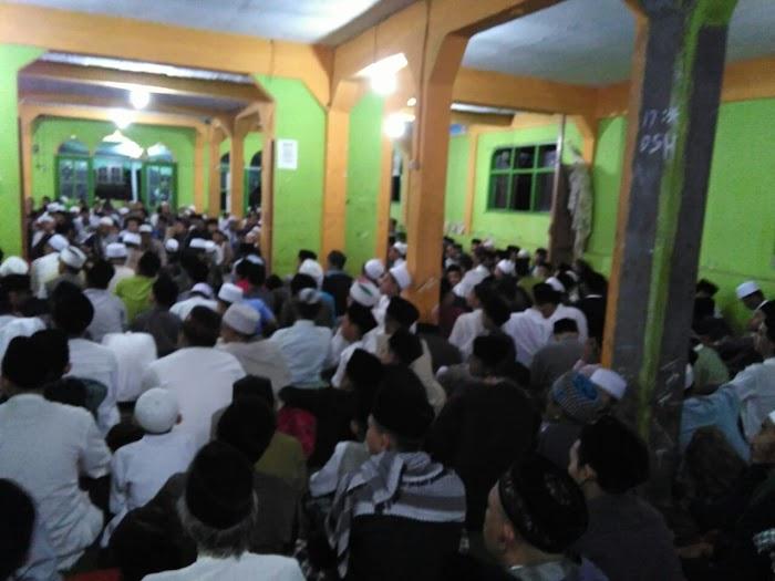 Peringatan 100 Hari KH. Mohtar Royani, Cisempur