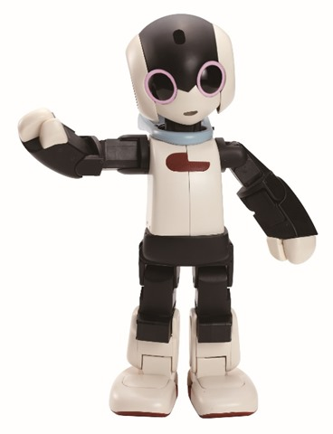 ROBI, AN INTERACTIVE TRILINGUAL ROBOTIC COMPANION IS COMING TO MALAYSIA