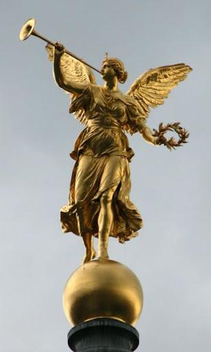 Goddess Fama Image