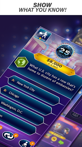 Who Wants to Be a Millionaire? Trivia & Quiz Game 34.0.0 screenshots 1