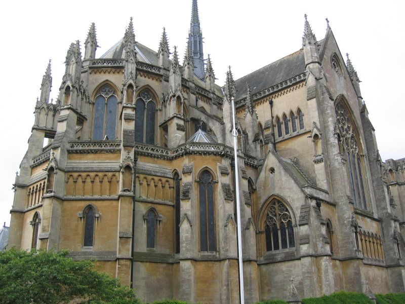cathedral of our lady philip howard, arundel