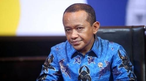 Foto Bahlil Lahadalia, Kepala BKPM. Izin Miras Sudah Ada Sejak 1931, Sekarang Ada 109 Perusahaan di 13 Provinsi.