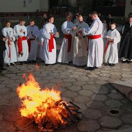 Wielka Sobota 2014-ceremonie - Foto: Jacek Hajduga