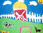 Farm Painting by Mackenzie