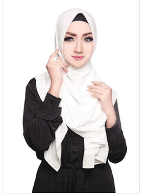Stylish Hijab Styles 2016-17 Trend for girls | Fashion Qe