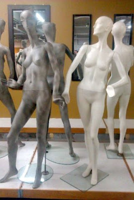 MANNEQUINS ~ EXOTIC ~ ART DECO STYLE - 3